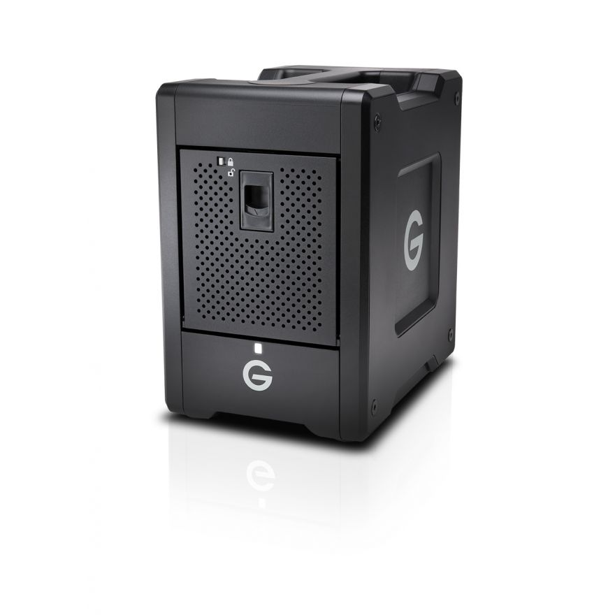 G-Technology G-SPEED Shuttle mit ev Dock Thunderbolt 3 24TB