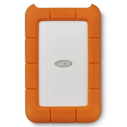 LaCie Rugged USB-C Mobile Drive 4TB