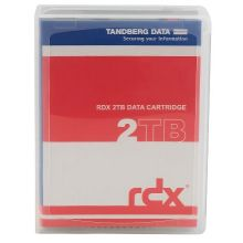 Tandberg HD RDX QuikStor / Cartridge / 2TB / 1-Pack