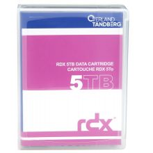 Tandberg HD RDX QuikStor / Cartridge / 5TB / 1-Pack