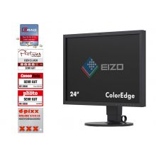 EIZO 61cm(24'') CS2420 ColorEdge schwarz