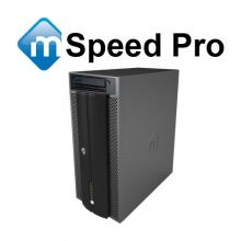 mLogic mSpeed Pro 11-bay Thunderbolt 3 RAID & LTO-8 Solution